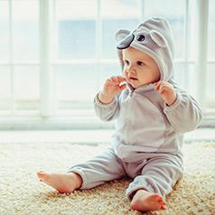 Bebés y Niños Galería