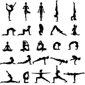 Posturas corporales del HATHA-YOGA