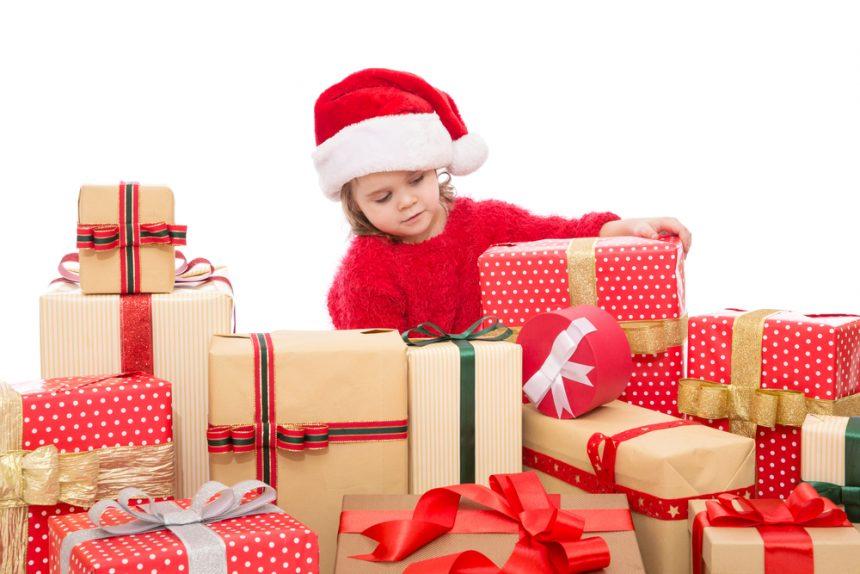 Controlando la cantidad de regalos
