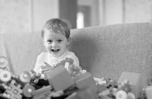 Actividad Extraescolar de Estimulación Temprana para Bebés en Cuatro Pecas