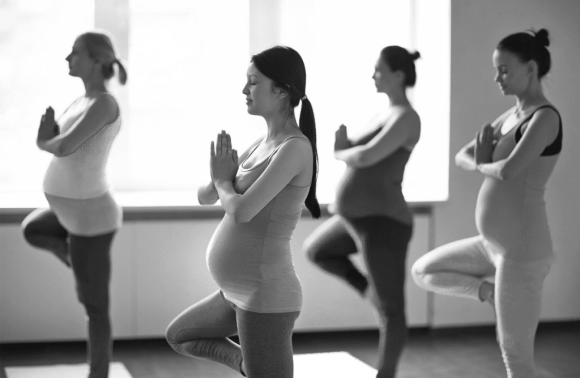 Taller de Yoga Prenatal
