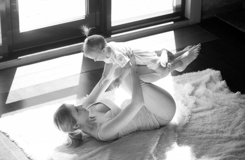Taller de Yoga Postparto con Bebé